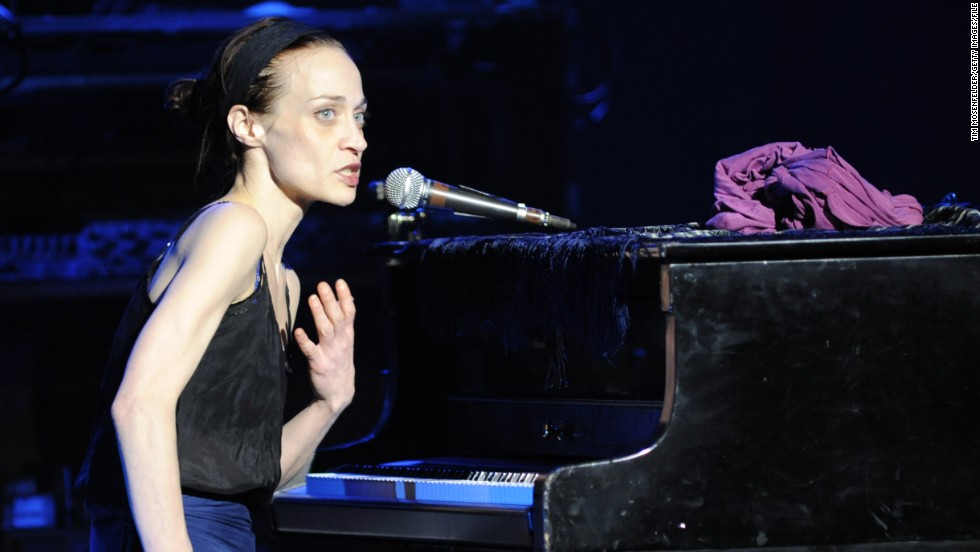 "Fiona Apple, pictured in 2012, won't tolerate a noisy audience during a show. While performing at a Louis Vuitton-hosted party in Tokyo on August 29, 2013, the singer <a href=""http://www.wwd.com/eye/parties/louis-vuitton-toasts-timeless-muses-in-tokyo-7104070?src=search_links"" target=""_blank"">grew so irritated</a> with the ceaselessly chattering audience that she shouted ""Predictable! Predictable fashion, what the f***?"" before storming off. It wasn't as <a href=""http://www.rollingstone.com/music/pictures/fiona-apples-bad-bad-girl-moments-20120424/her-onstage-meltdown-0997058"" target=""_blank"">epic</a> as her 2000 disruption, but still quotable."