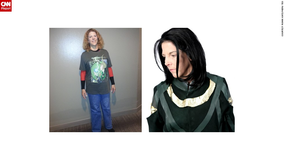 "Often in the cosplaying world, women will portray ""Avengers"" villain Loki, and <a href=""http://ireport.cnn.com/docs/DOC-1030649"">Ronni Katz</a> is no exception. ""I like Norse mythology and was drawn to the depth of character shown in the myths Loki was in. I was cosplaying the character long before he was popular. I brought five different Loki costumes to (Dragon Con), and four of them were based on the comic portrayal of the character."""