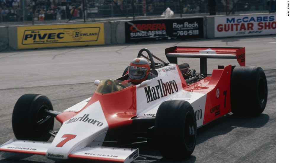 McLaren are proud of their innovations on and off the track. In 1981 McLaren debuted a carbon fiber car - a concept that is now universal in Formula One.