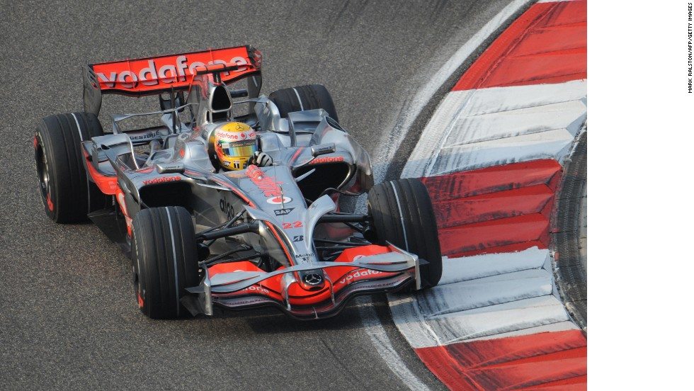 McLaren guided Lewis Hamilton to the world title in 2008 but the team have yet to win a driver or constructor crown since the Briton's epic win at the Brazilian Grand Prix.
