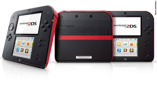 The newly announced Nintendo 2DS console has some gamers confused about its purpose.