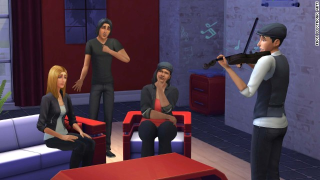"""The Sims 4,"" due in 2014, is built on a new technology platform that promises more creative tools to gamers."