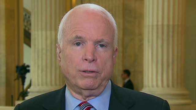 McCain: Government won't shutdown again