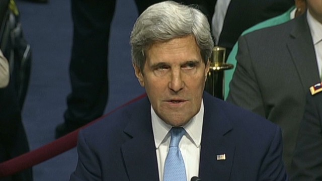 Kerry: This is about humanity's red line