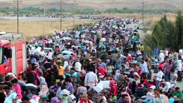 Syrian refugees top 2 million