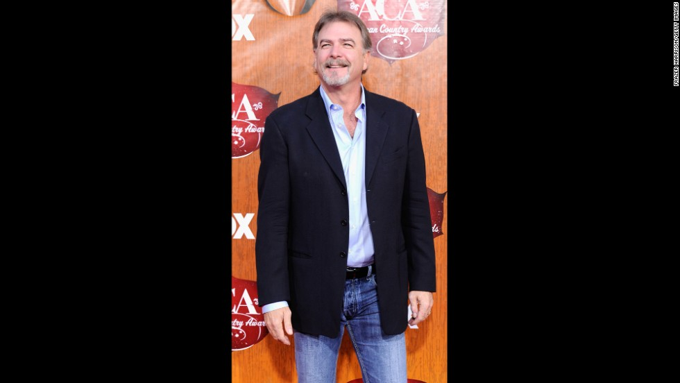 Comedian Bill Engvall is seen arriving at the 2011 American Country Awards in Las Vegas.