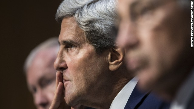 Kerry: It's time to make a decision