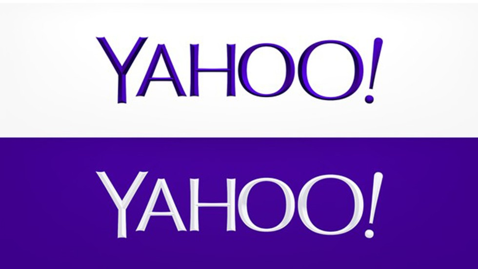 Yahoo unveiled its simple new logo on Thursday September 5, after 30 days of showing runner-up logos that didn't make the cut. The overall the look is cleaner and thinner, and it is a new sans-serif typeface. The logo is still purple, though a shade darker, and features all the usual uppercase letters in the same order finished off by the signature exclamation point.