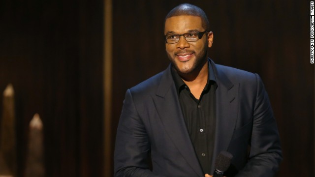 "Tyler Perry will narrate ""The Passion."""