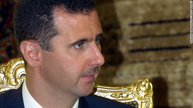 Al-Assad: From dinner partner to 'thug'