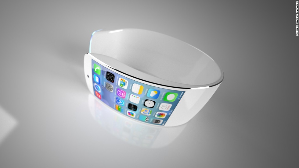 Apple is expected to roll out its entry in the field this week. Could it look like this concept design?