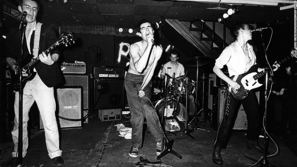 "With songs that sounded like soccer chants (""If the Kids Are United""), Sham 69 gave rise to the Oi! movement, known for its bluntness and working-class sympathies."