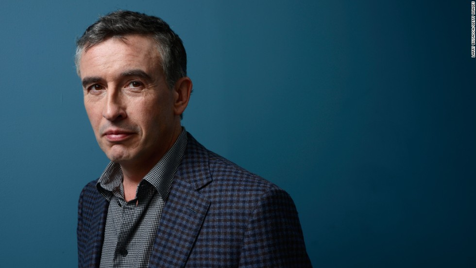 "Actor Steve Coogan of ""Philomena"" poses at the Guess Portrait Studio on September 8."