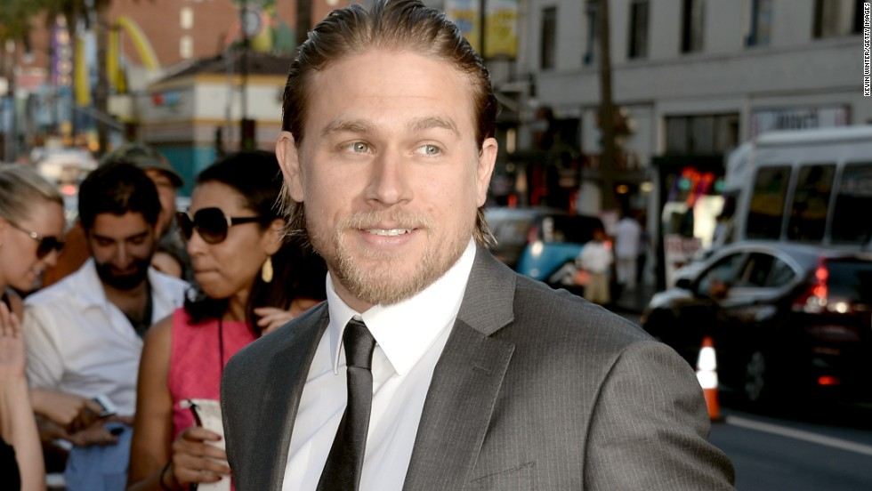 "And then, ""Sons of Anarchy"" actor Hunnam made a surprising move and backed out of the role of Grey just weeks before production was supposed to start, <a href=""http://marquee.blogs.cnn.com/2013/09/09/fifty-shades-movie-charlie-hunnam-has-tangible-chemistry-with-co-star/"" target=""_blank"">tangible chemistry be damned</a>. The official cause was his TV schedule, but there were whispers about whether the pressure and attention from the casting where simply too much for Hunnam."