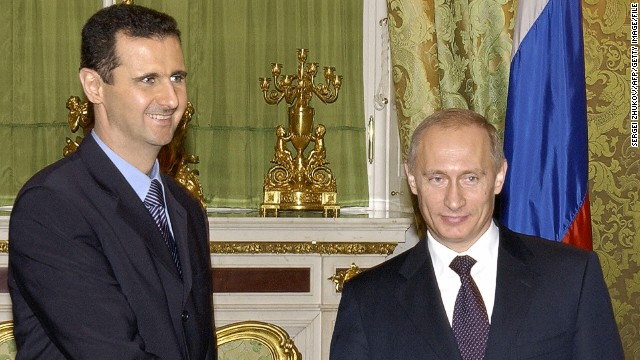 Syria's chemical weapons under control?