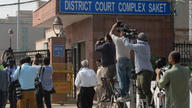 Four guilty in India gang-rape case