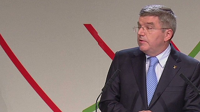 First German elected IOC president