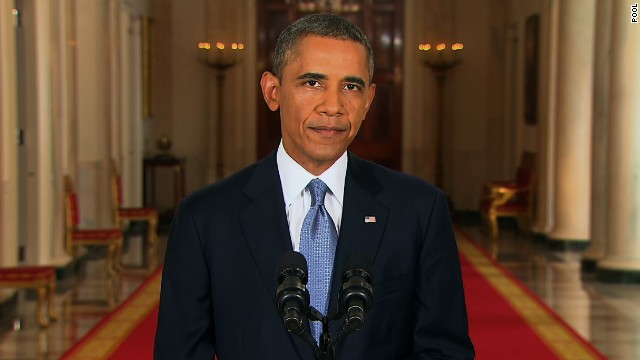 Obama: No boots on the ground in Syria