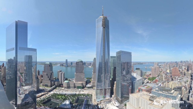 2013: Time-lapse: New WTC tower