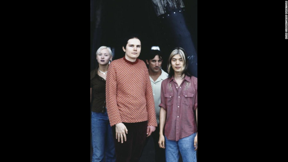 "Their 1993 album, ""Siamese Dream,"" helped establish the Smashing Pumpkins on the music scene. But it was their double 1995 album, ""Mellon Collie and the Infinite Sadness,"" that had the biggest splash. The group went on to be one of the biggest of the decade."