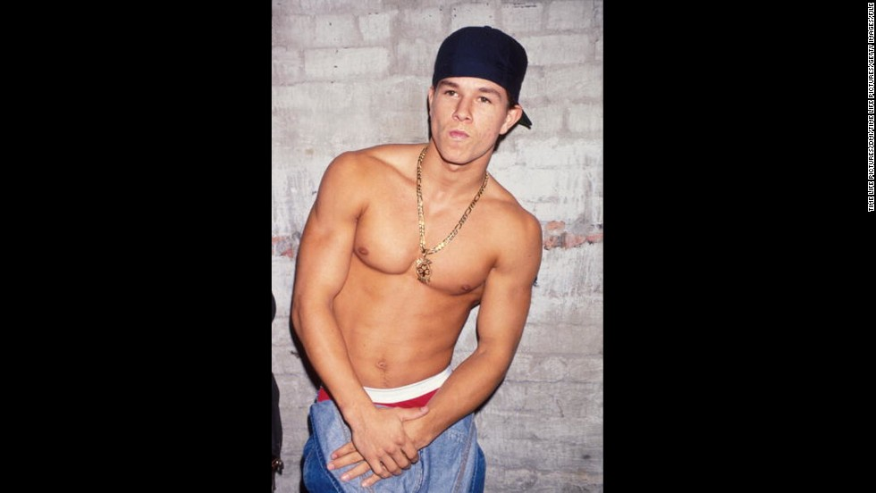 "Before becoming an Oscar-nominated actor, Mark Wahlberg was preoccupied with showing America his underwear as often as possible. Wahlberg would probably like to forget the ""Marky Mark"" '90s, but that image is etched into our memories forever."