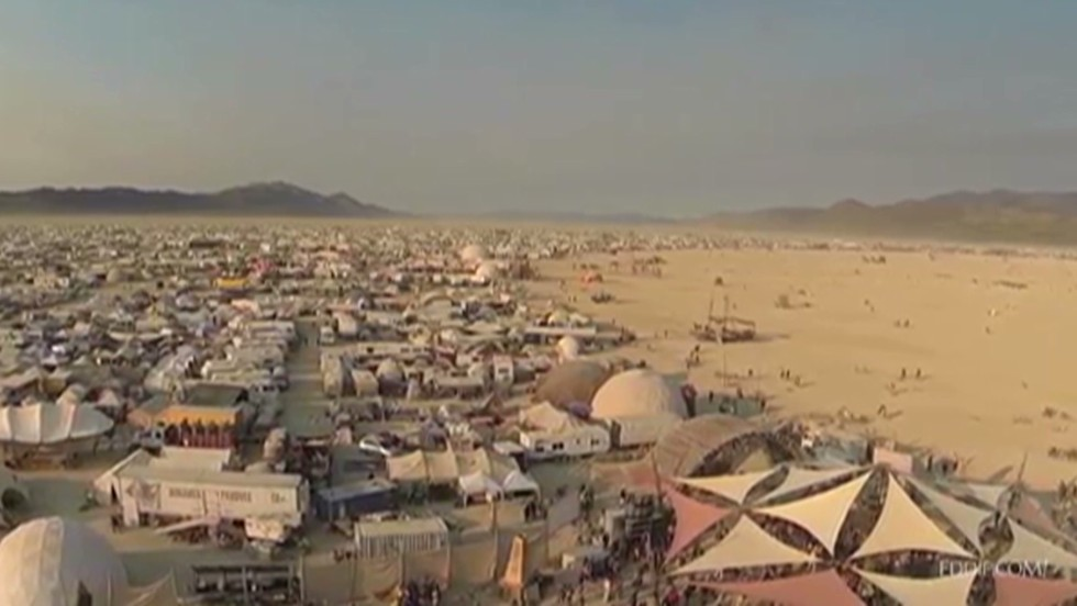 "The <a href=""http://www.burningman.com/"" target=""_blank"">Burning Man</a> festival in Nevada is often a hotbed of amateur UAV activity. So much so that some look to the event for insight on how to balance freedom of drone use with privacy and safety concerns."