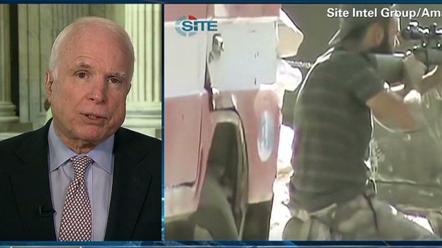 Sen. McCain on Russia's plan for Syria