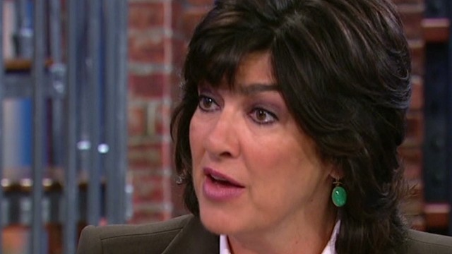 Amanpour weighs in on Putin open letter