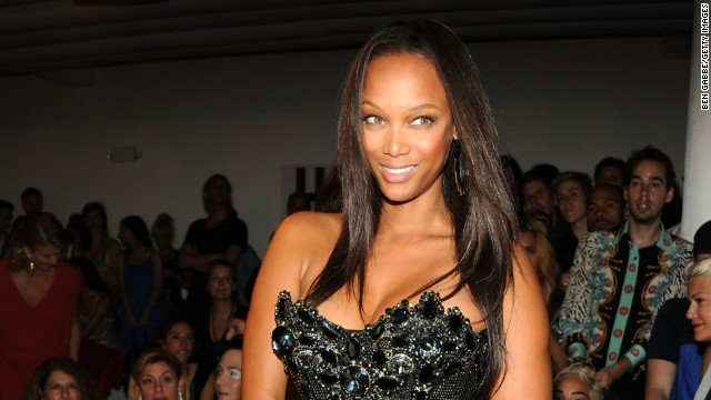 Model/mogul Tyra Banks has shared her thoughts on the future of beauty.