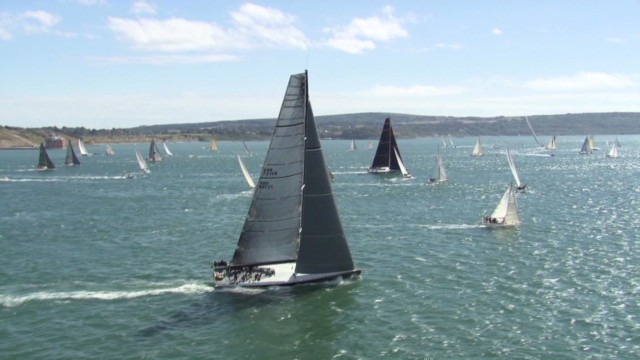 Crews battle it out at classic race