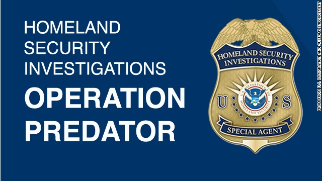The new app, created with Homeland Security Investigations' Cyber Crime Center, lets users submit a tip by phone or online.
