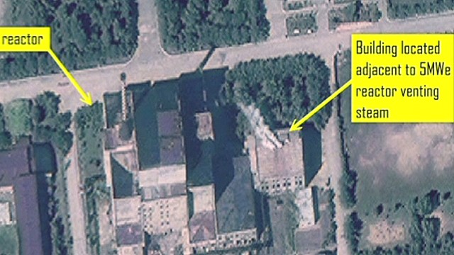 Report: N. Korea may have started reactor