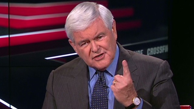 Gingrich: Putin another dictator and thug