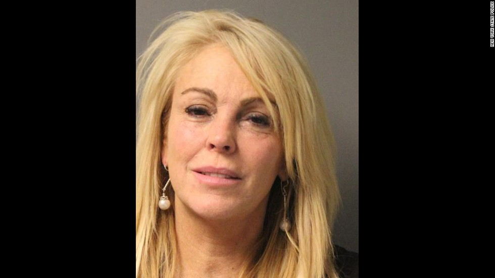 Dina Lohan, the mother of actress Lindsay Lohan, was arrested in September 2013 in New York on two DWI charges. New York State Police said a breath test showed her blood alcohol concentration to be more than twice the legal limit.