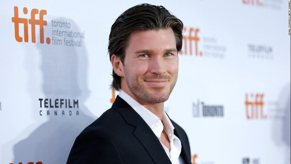 """The Right Kind of Wrong"" actor Christopher Russell attends his film's premiere September 12."