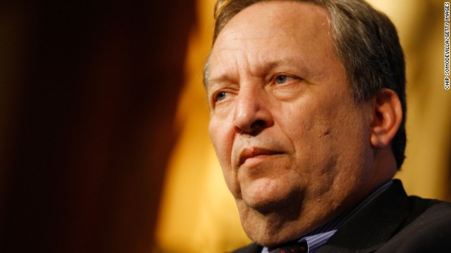Larry Summers withdraws from Fed race