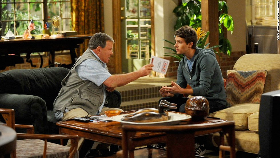 """$#*! My Dad Says"" was deemed politically incorrect right out of the gate thanks to its title. William Shatner played Ed Goodson, an opinionated dad who relishes expressing his unsolicited and often insulting observations. It ran for one season from 2010 to 2011."