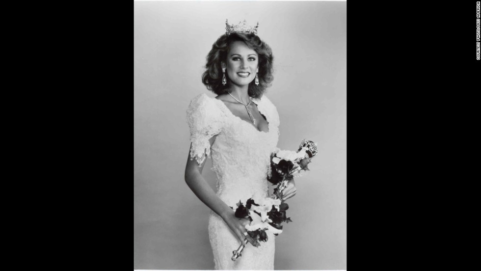 In 1988, Kaye Lani Rae Rafko, won the crown.