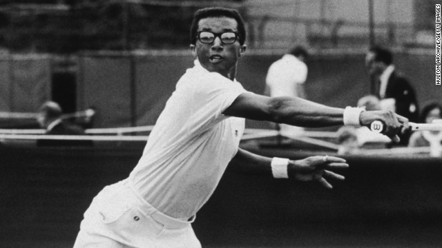 Celebrating the life of Arthur Ashe