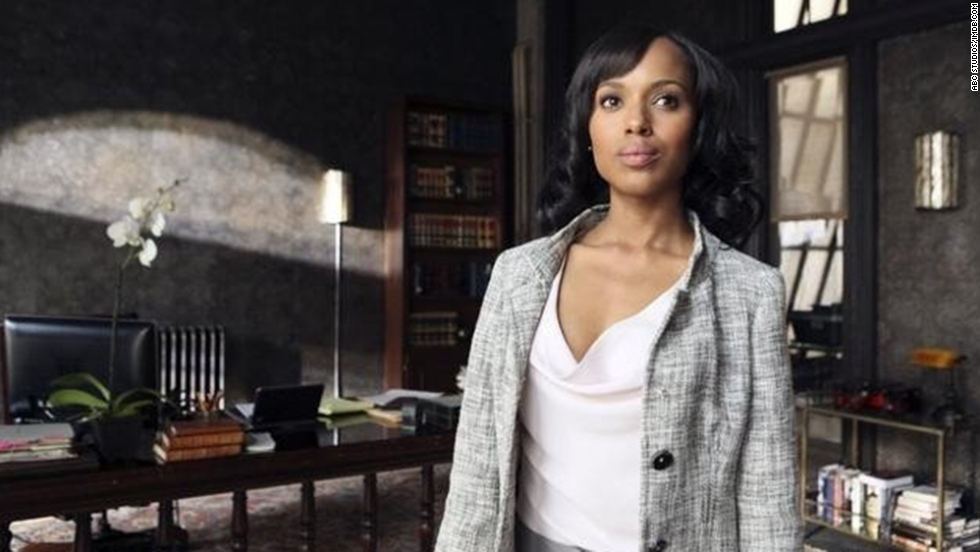 """Scandal"" has brought Kerry Washington tons of recognition, including a two Emmy nominations for outstanding lead actress in a drama. She has built her career steadily in TV and films such as ..."