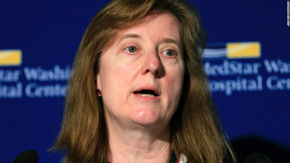"Dr. Janis M. Orlowski, chief operating officer at MedStar Washington Hospital Center, speaks at a news conference on September 16. She was tasked with treating many of the wounded after the rampage at the Navy Yard, and desires a day in which her job becomes obsolete. ""You know what America? Put me out of business,"" <a href=""http://piersmorgan.blogs.cnn.com/2013/09/16/dr-janis-orlowski-you-know-what-america-put-me-out-of-business-make-it-so-i-dont-have-to-have-a-trauma-center/"">she said</a>. ""Make it so I don't have to have a trauma center."""