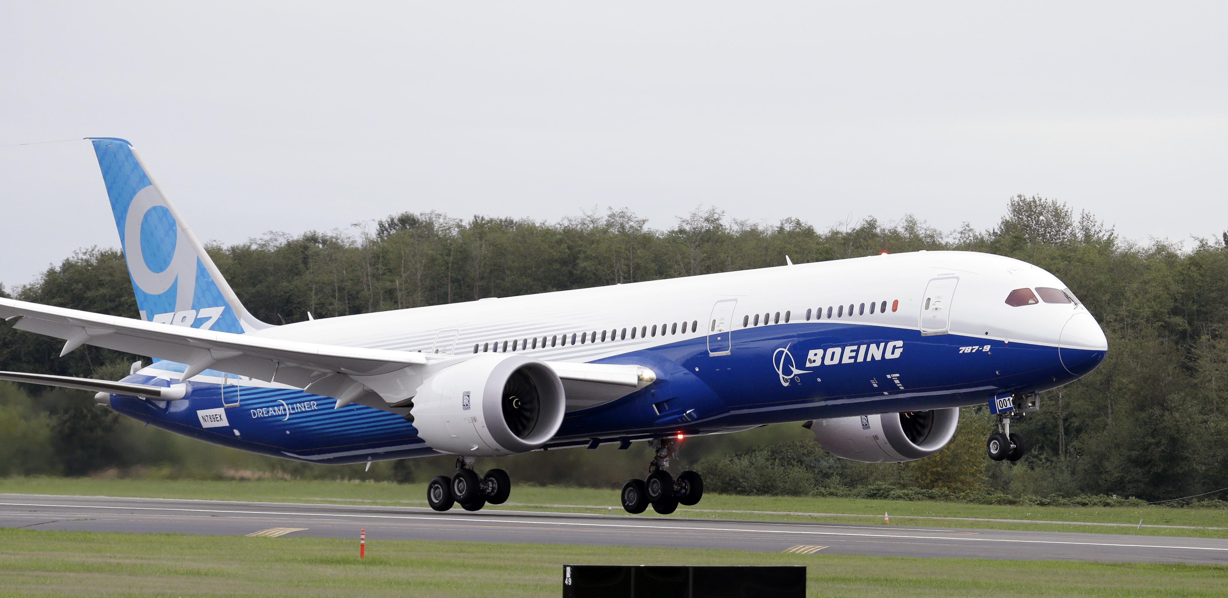 Latest Boeing Dreamliner takes off   CNN Travel