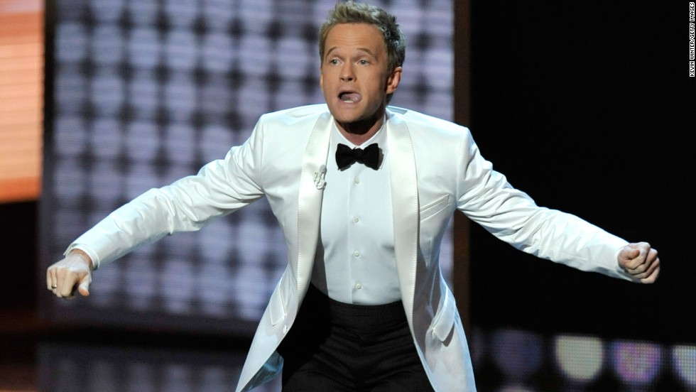 Neil Patrick Harris sang, danced and goofed his way into viewers' hearts at the 61st Primetime Emmy Awards in 2009.