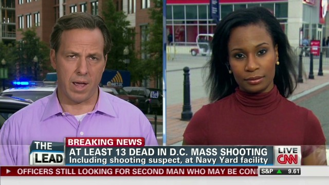 Man was at Navy Yard during shootings