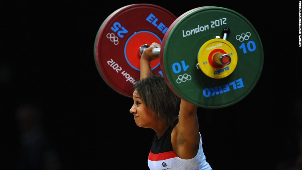 "British weightlifter Zoe Smith was also taunted online, <a href=""/2013/05/22/sport/olympics-weightlifting-zoe-smith/index.html"" target=""_blank"">but fought back against her abusers</a>. ""An athlete really needs to focus on their competition and that means cutting out anything that could jeopardize this,"" says Miah. ""This is what they've trained all of their life for and nothing should affect that."""