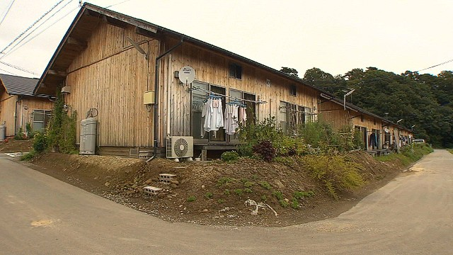 Living in limbo near Fukushima