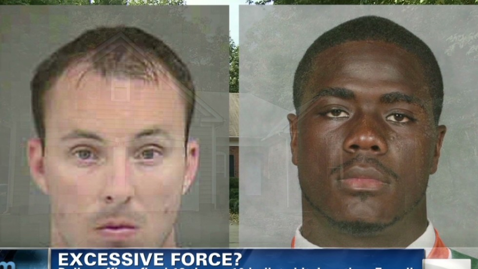Jury begins deliberating in Charlotte cop's manslaughter trial