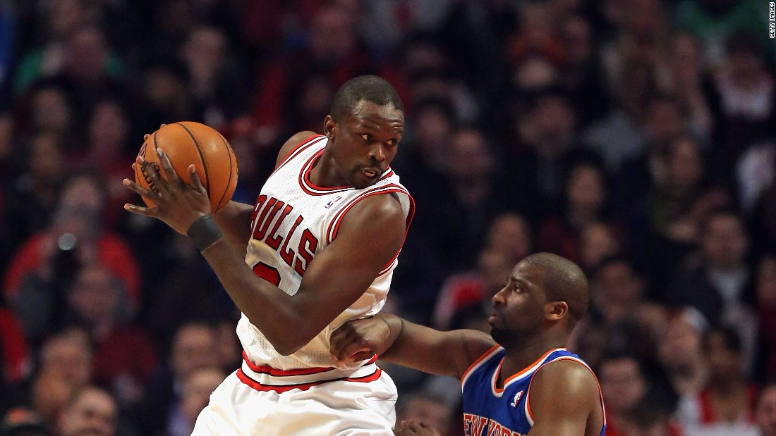 Luol Deng, who was born in Sudan and grew up in the UK, was a standout for the Chicago Bulls and now plays for the Miami Heat.