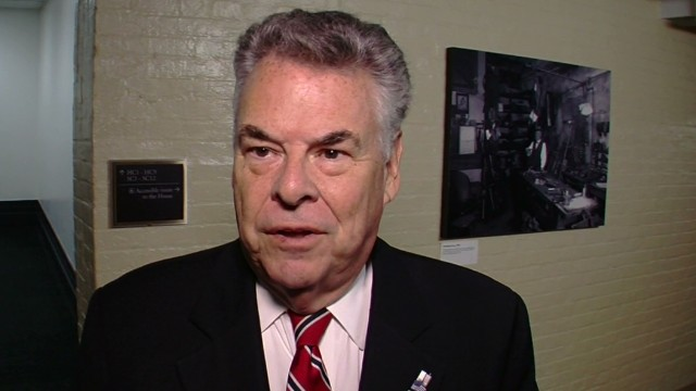 Rep. Peter King: Cruz  'a fraud'