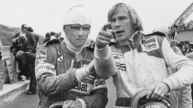 Niki Lauda on F1's most dangerous years